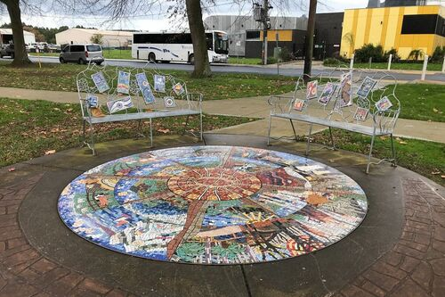 Linear Park Arts Discovery Trail